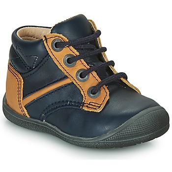 kengät Pojat Bootsit Catimini RATON Laivastonsininen