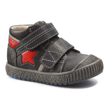 kengät Pojat Bootsit Catimini RADIS harmaa
