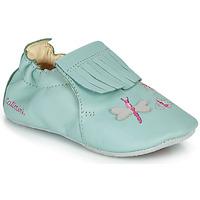kengät Tytöt Tossut Catimini RHIZINE Blue