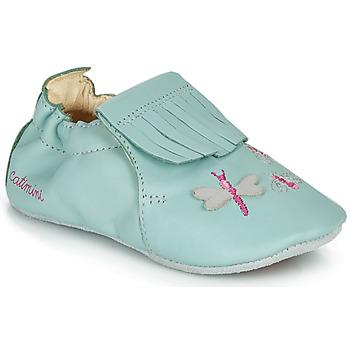 kengät Tytöt Tossut Catimini RHIZINE Sininen