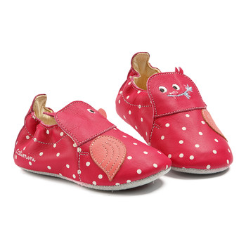 kengät Tytöt Tossut Catimini RIPARTITE Fuksia / Dpf