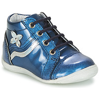 kengät Tytöt Bootsit GBB SHINA Blue