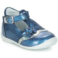 kengät Tytöt Balleriinat GBB SELVINA Blue