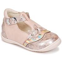 kengät Tytöt Balleriinat GBB SELVINA Pink