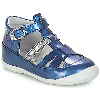 kengät Tytöt Sandaalit ja avokkaat GBB SARAH Sininen-kuvioitu / Dpf / Kezia