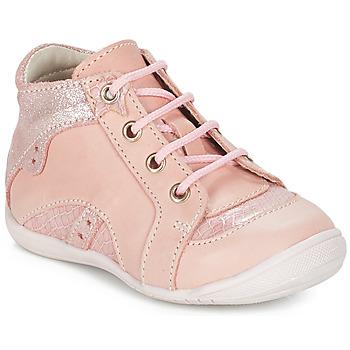 kengät Tytöt Bootsit GBB SOPHIE Pink