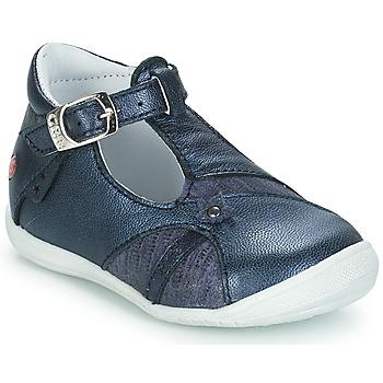 kengät Tytöt Sandaalit ja avokkaat GBB STEPHANIE Laivastonsininen / Dpf / Kezia
