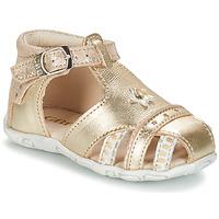 kengät Tytöt Sandaalit ja avokkaat GBB SUZANNE Gold