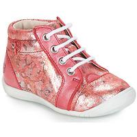 kengät Tytöt Bootsit GBB SIDONIE Musta lisko / patent