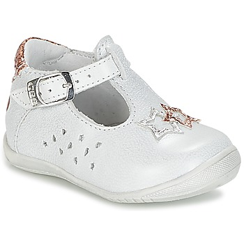 kengät Tytöt Balleriinat GBB SEVERINE Valkoinen