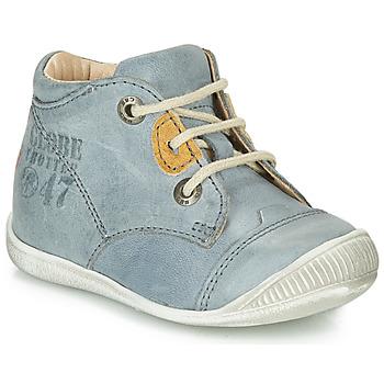 kengät Pojat Bootsit GBB SAMUEL Blue