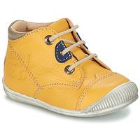 kengät Pojat Bootsit GBB SAMUEL Yellow
