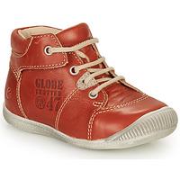 kengät Pojat Bootsit GBB SIMEON Brown