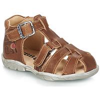 kengät Pojat Sandaalit ja avokkaat GBB PRIGENT Brown