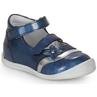 kengät Tytöt Sandaalit ja avokkaat GBB STACY Sininen-kuvioitu / Dpf