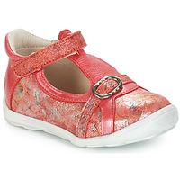 kengät Tytöt Balleriinat GBB SALOME Red