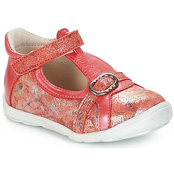 kengät Tytöt Sandaalit ja avokkaat GBB SALOME Koralli-kuvioitu / Dpf / Festa