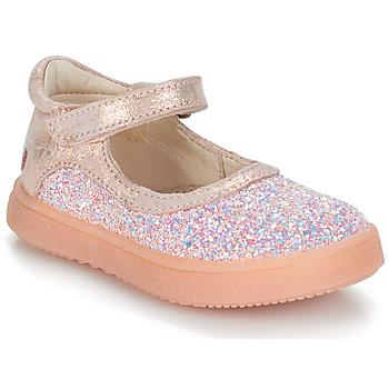 kengät Tytöt Bootsit GBB SAKURA Pink / Dpf