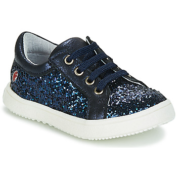 kengät Tytöt Bootsit GBB SAMANTHA Blue
