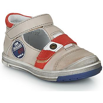 kengät Pojat Sandaalit ja avokkaat GBB SOREL Beige-punainen / Dpf