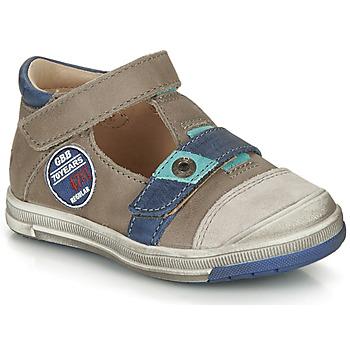 kengät Pojat Sandaalit ja avokkaat GBB SOREL Taupe / Blue
