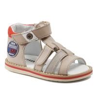 kengät Pojat Sandaalit ja avokkaat GBB STEFAN Beige-punainen