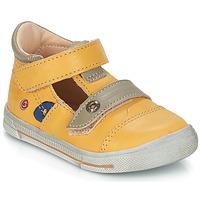kengät Tytöt Balleriinat GBB STEVE Yellow