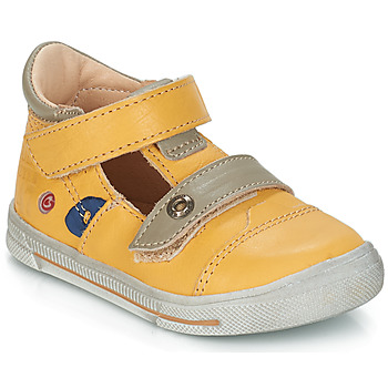 kengät Tytöt Balleriinat GBB STEVE Keltainen