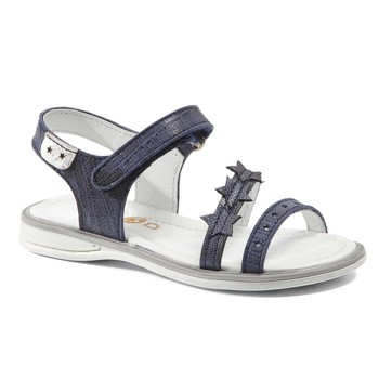 kengät Tytöt Sandaalit ja avokkaat GBB SWAN Laivastonsininen / Dpf / Lola