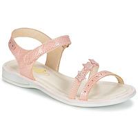 kengät Tytöt Sandaalit ja avokkaat GBB SWAN Pink