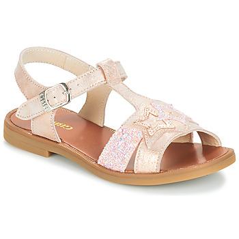 kengät Tytöt Sandaalit ja avokkaat GBB SHANTI Pink