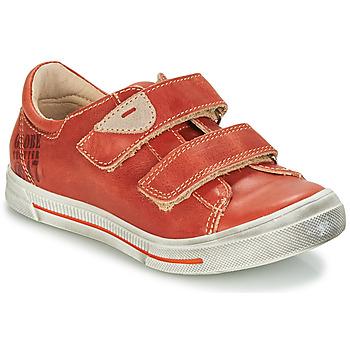 kengät Pojat Bootsit GBB SEBASTIEN Red