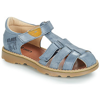 kengät Pojat Sandaalit ja avokkaat GBB PATERNE Farkku