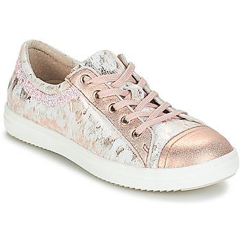 kengät Tytöt Bootsit GBB GINA Pink