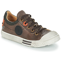 kengät Pojat Bootsit GBB UGO Brown / Dpf