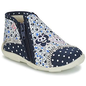 kengät Tytöt Tossut GBB PILI Blue / White