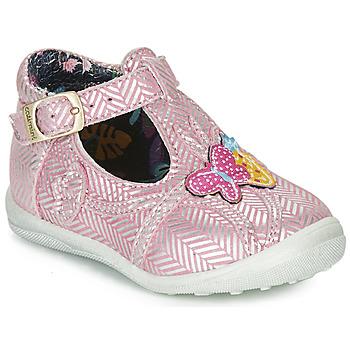 kengät Tytöt Balleriinat Catimini SOLEIL Pink