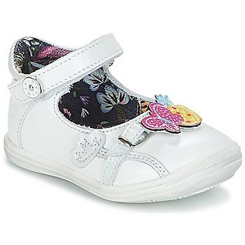 kengät Tytöt Balleriinat Catimini SITELLE White