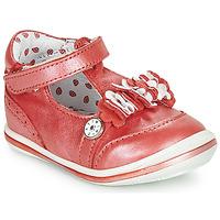 kengät Tytöt Balleriinat Catimini SANTOLINE Red
