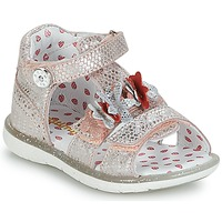 kengät Tytöt Sandaalit ja avokkaat Catimini STEVIA Pink