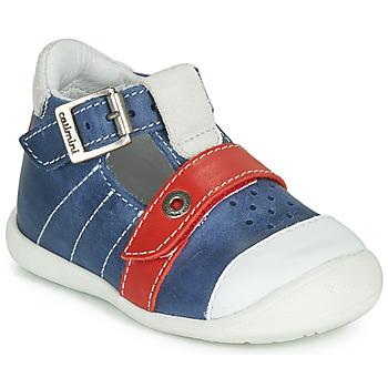 kengät Pojat Sandaalit ja avokkaat Catimini SESAME Blue / Red