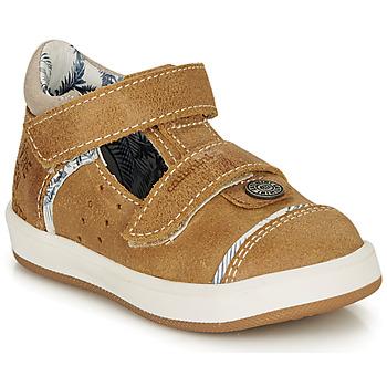 kengät Pojat Sandaalit ja avokkaat Catimini SAUTERIAU Brown