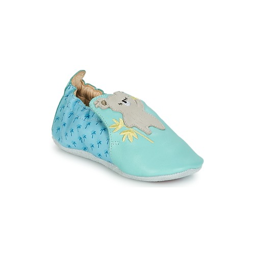 kengät Lapset Vauvan tossut Catimini SHIVA Blue / Grey
