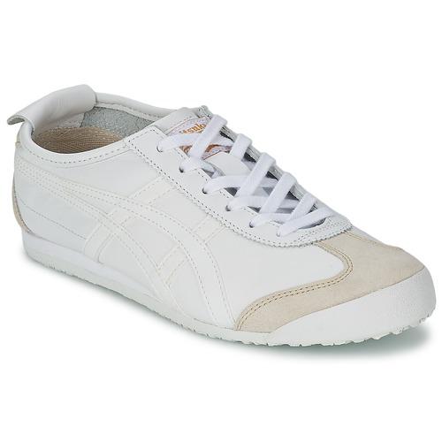 kengät Matalavartiset tennarit Onitsuka Tiger MEXICO 66 White