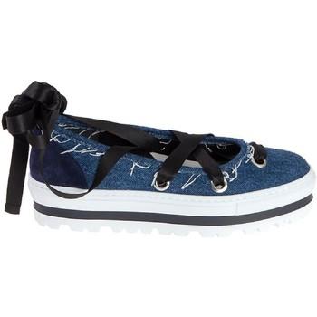 kengät Naiset Balleriinat Msgm 2241MDS09Y 020 Jeans