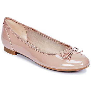 kengät Naiset Balleriinat Clarks COUTURE BLOOM Nude