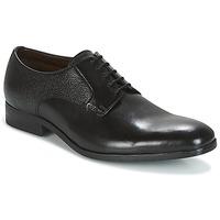 kengät Miehet Derby-kengät Clarks GILMORE LACE Black