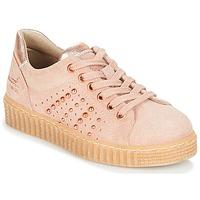 kengät Tytöt Matalavartiset tennarit Bullboxer AIB006 Pink