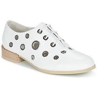 kengät Naiset Derby-kengät Café Noir IVET White