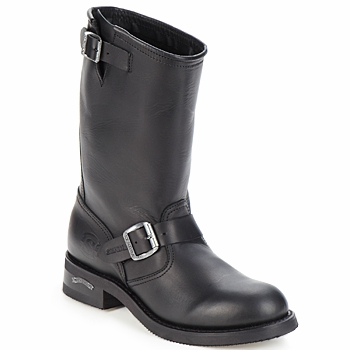 kengät Miehet Bootsit Sendra boots OWEN Black